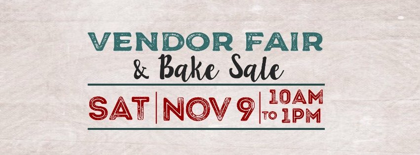 Central Women's Vendor Fair & Bake Sale
